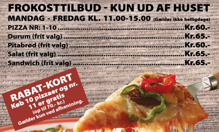 Panorama Frokosttilbud2021